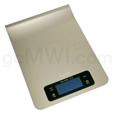 AWS EP-5KG Epsilon 11 lb x 0.1oz Kitchen Scales