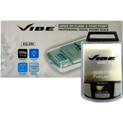 DISC Fuzion Vibe 250g x 0.1g Scales