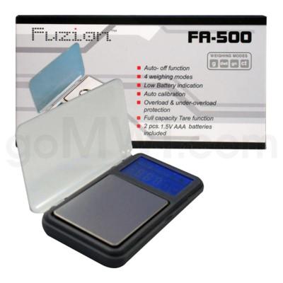Fuzion FA-500 500g x 0.1g Scales