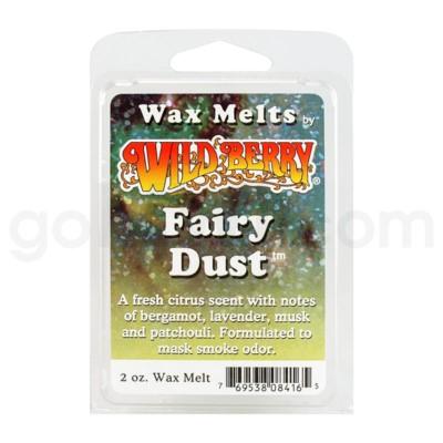 Wildberry Incense Fairy Dust Wax Melt