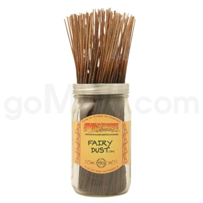 Wildberry Incense Fairy Dust 100/ct