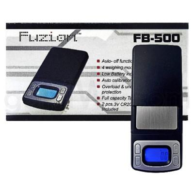 Fuzion FB-500 500g x 0.1g Scales