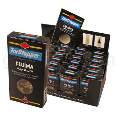 Fujima Filter Tar Stopper 30CT/BX 24PC/BX