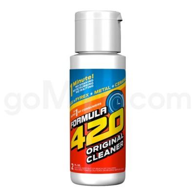 Formula 420 glass cleaner 2oz 12PC/CS