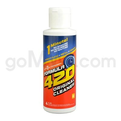 Formula 420 glass cleaner 4oz 24PC/CS