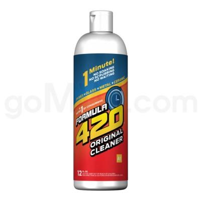 Formula 420 Glass Cleaner 12oz 24PC/CS