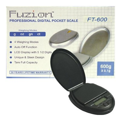 DISC Fuzion Pocket600 X 0.1G  Scales