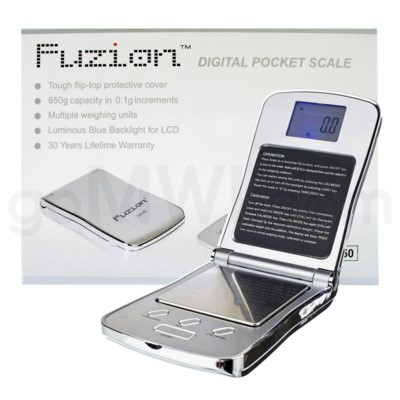 Fuzion FW-650 650g x 0.1g Scales