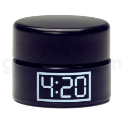 Glass Jar 420 UV Concentrate 10ml-4:20