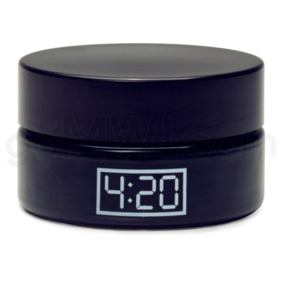 Glass Jar 420 UV Concentrate 100ml-4:20