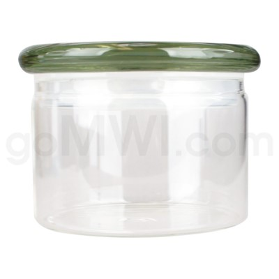 Glass Jar Clear 300 ml