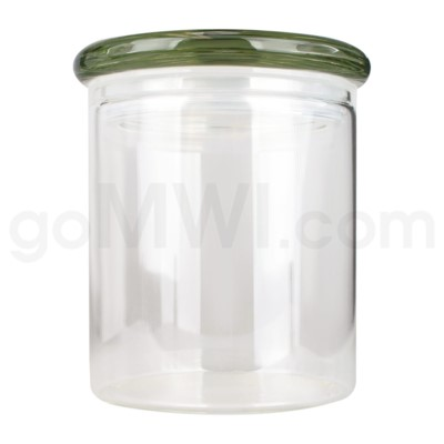 Glass Jar Clear 600 ml
