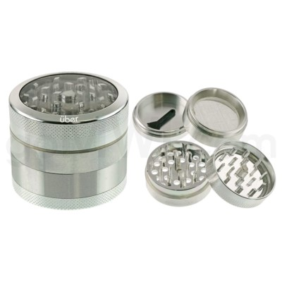 DISC Grinder Uber 4 pc CNC Clear Top 50mm-2