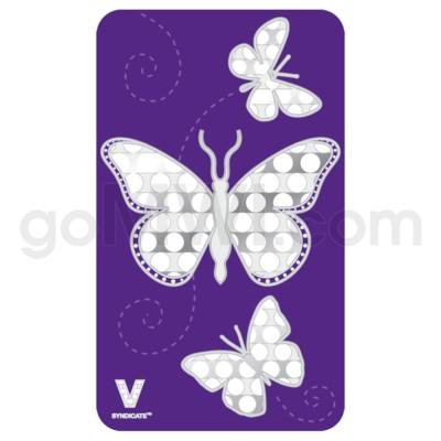 DISC Grinder V Syndicate Card Grinder - Butterfly