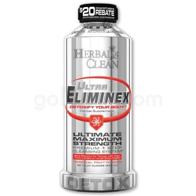 Herbal Clean Ultra Eliminex Liquid 32oz - Tropical