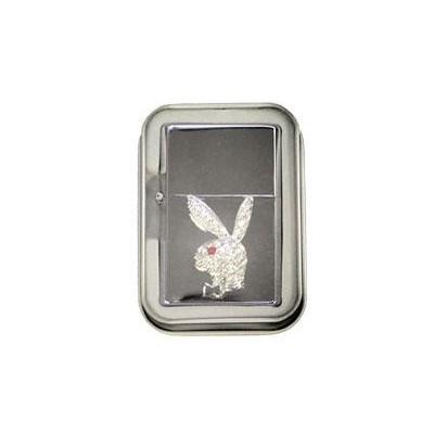 DISC Lighter Bling w/case Bunny