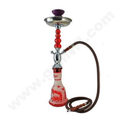 Hookah HH Frosted Dragon 1-HS 24