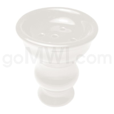 Inhale Hookah Wide Ceramic Top 2.5
