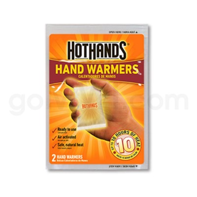 HotHands Hand Warmers 2pk pair 40pk/bx (80 Pcs total)