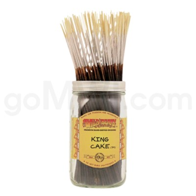 Wildberry Incense Kings Cake 100/ct