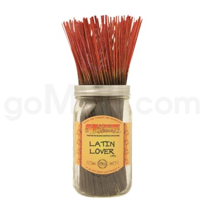 Wildberry Incense Latin Lover100/ct