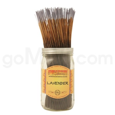 Wildberry Incense Lavender 100/ct
