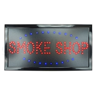 LED/SIGN SMOKE SHOP