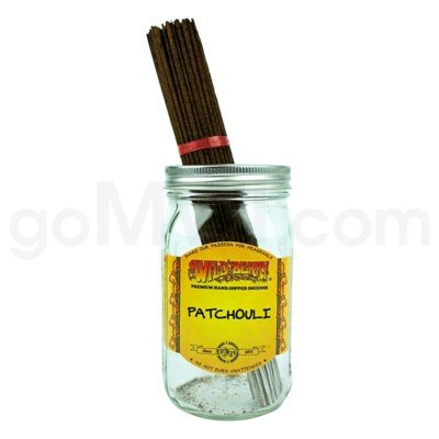 DISC Wildberry Incense Lemon 100/ct