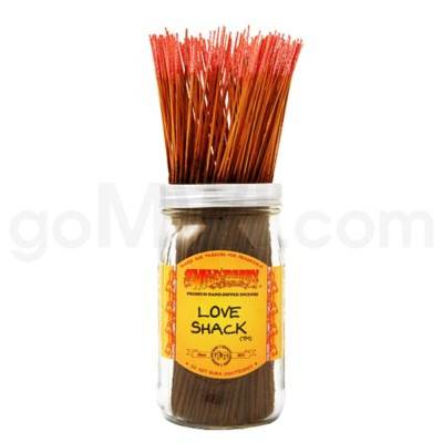 Wildberry Incense Love Shack 100/ct