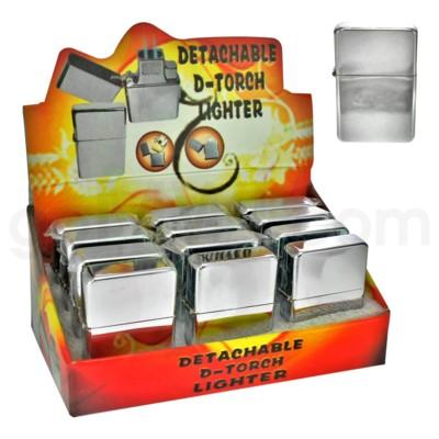 Oil Lighter Torch Plain 12PC/BX 30/CS 360 Total