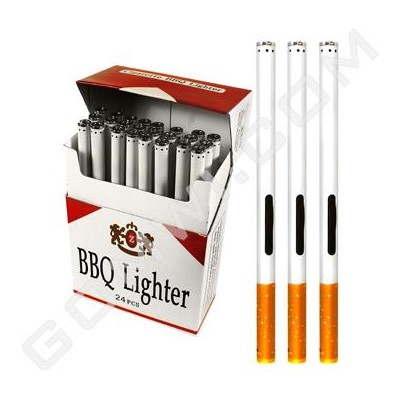 Lighter BBQ Large Cigarette 24PC/BX 20/CS 480 Total