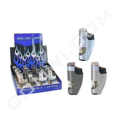 Lighter Torch Retro 16PC/BX 18/CS 288 Total