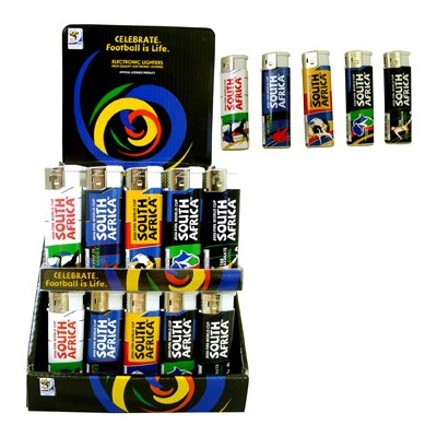 DISC Lighter world cup 2010 100ct/box