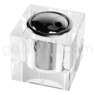 Crystal Cube Lighter Lucienne