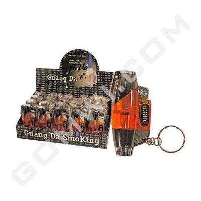Lighter Torch Cylinder   20PC/BX 12/CS 240 Total