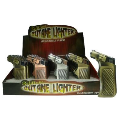 Lighter 45 Degree Gun   24PC/BX 12/CS 288 Total