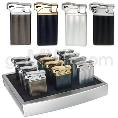 DISC Lighter Fujima Pipe/Cigar Torch Lighter 12CT/DP