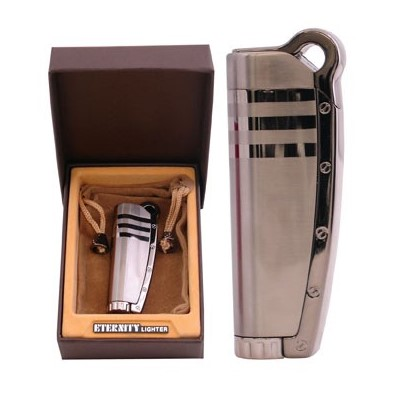 DISC Lighter High End Eternity Windproof w/Gift Box (99-79)