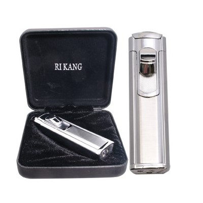 DISC Lighter High End Single torch w/Gift Box