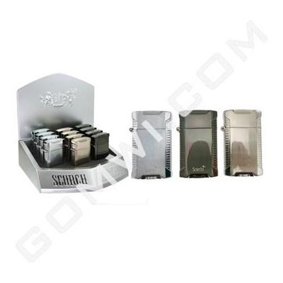 DISC  Scorch Double Torch Cigar Lighter 12CT/DP 9/CS 96/Tota