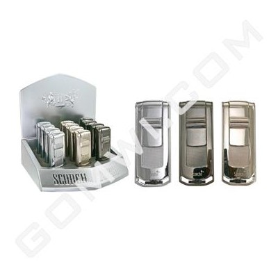 Scorch Single Torch Cigar Lighter 12PX/BX 9/CS 96/Total