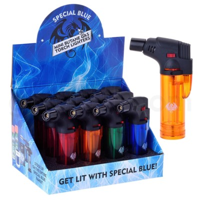 Special Blue Pocket Torch 4.5