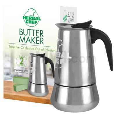 Herbal Chef Butter Maker - 8