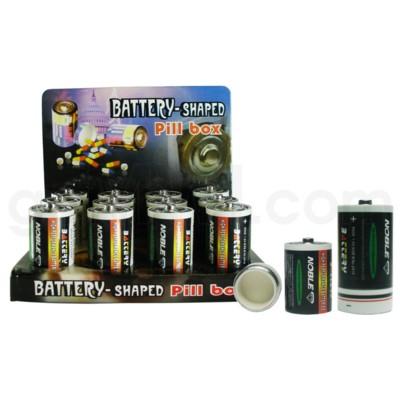 Pill Box C Battery  12/24/288