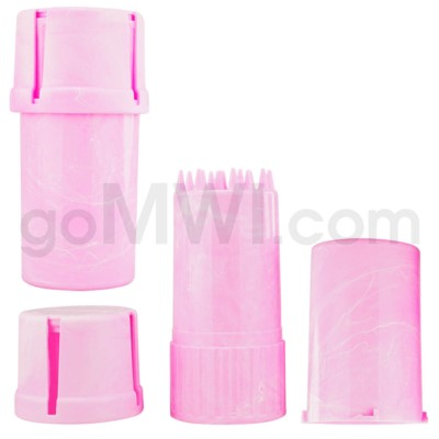 Medtainer 20 Solid Pink 12PC/BX