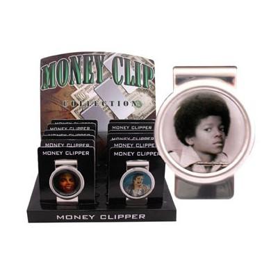 DISC Money clip Michael Jackson 12/12/144