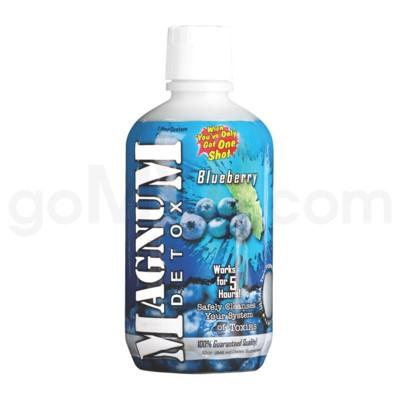 Magnum Detox Blueberry Flavor 32oz
