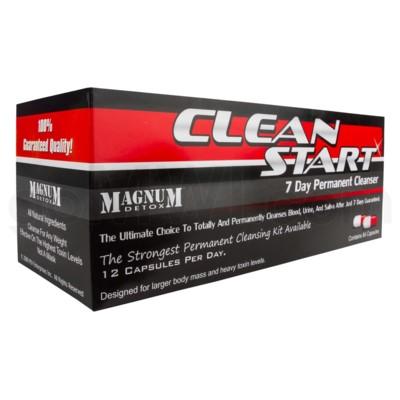 Magnum Detox Clean Start 7 day 84 caps