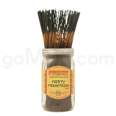 Wildberry Incense Misty Mountain 100/ct
