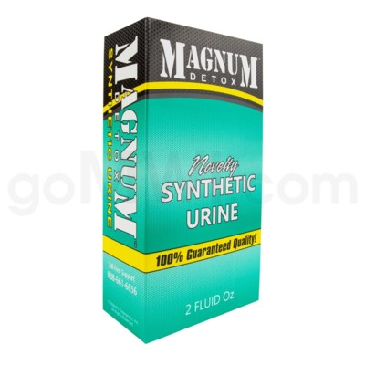Magnum Novelty Synthetic Fetish Urine 2oz